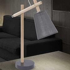 Настольная лампа Eurosvet 668 Vaio Grafit 1 Vaio