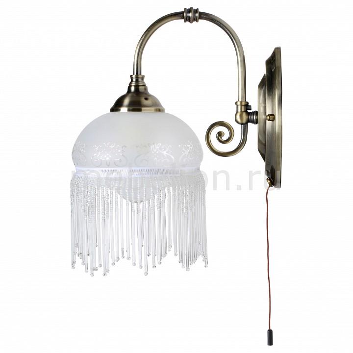 Бра Arte Lamp A3191AP-1AB Victoriana