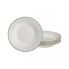 Набор из 6 тарелок глубоких Вивьен 264-651