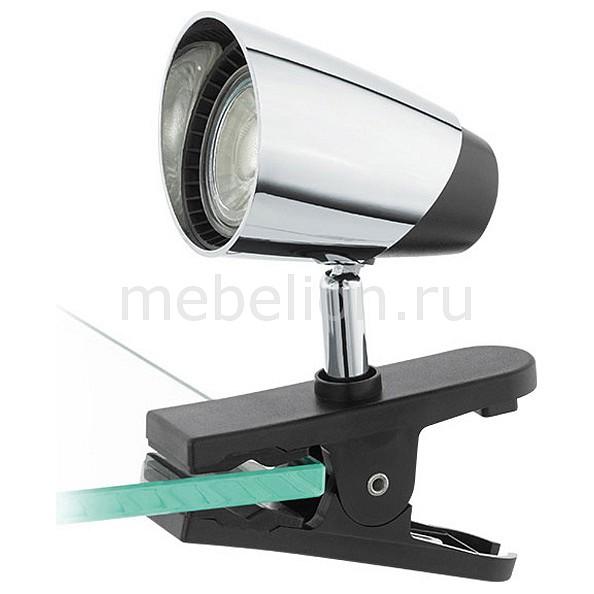 Настольная лампа офисная Eglo Moncalvio 96843 спот eglo moncalvio 1 96834