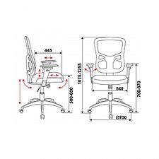 Кресло компьютерное CH-888