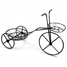 Подставка для цветов Sheffilton (55 см) Велосипед-SH 795081