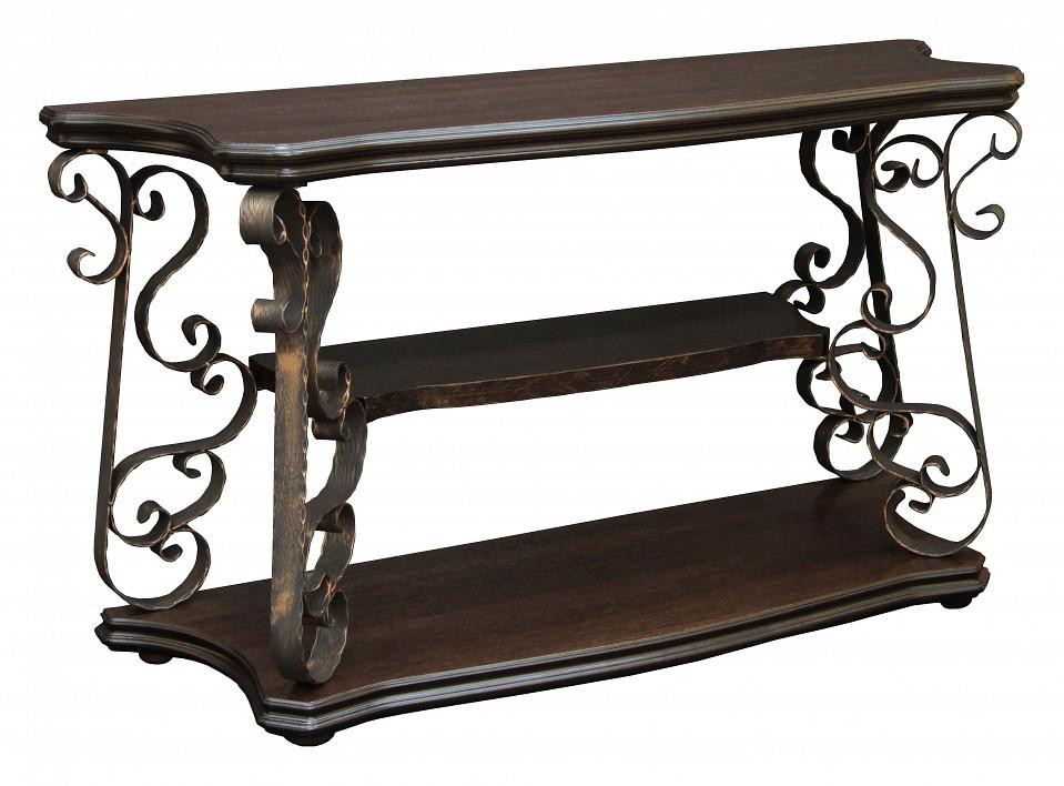 Стеллаж Мебелик Лючия 2301 банкетка мебелик лючия 2501