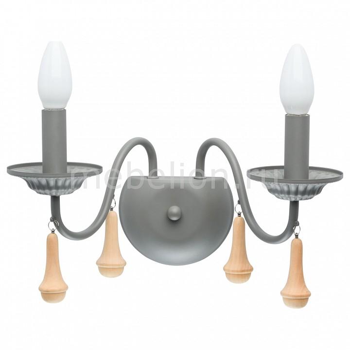 Бра MW-Light Карбон 697020602