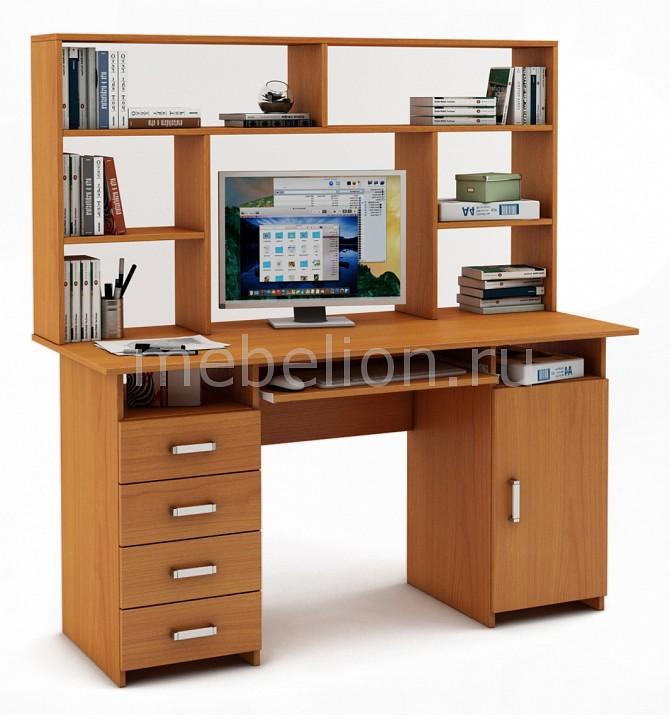 Стол компьютерный ВМФ Лайт-8К СН ноутбук 8к