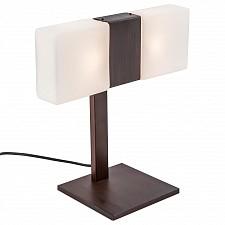 Настольная лампа декоративная Сага CL212825