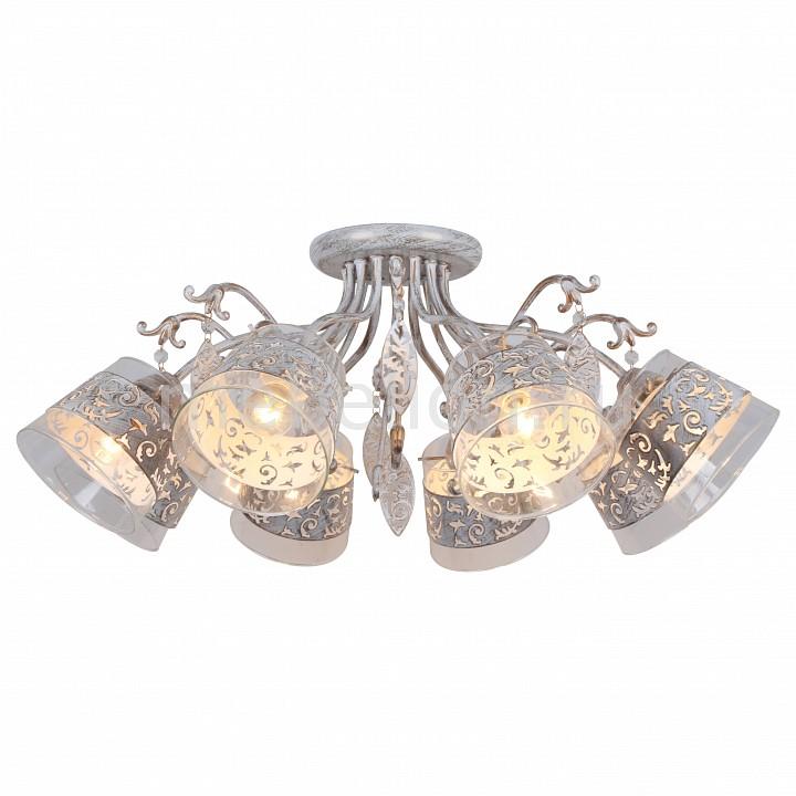 Потолочная люстра Arte Lamp Calice A9081PL-8WG arte lamp a9395lm 8wg