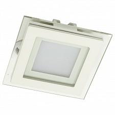 Встраиваемый светильник Arte Lamp A4006PL-1WH Raggio