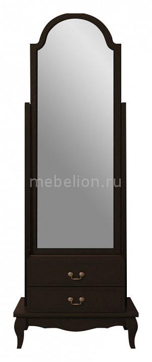 Зеркало напольное Leontina Black