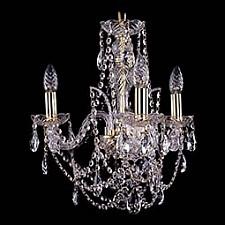 Подвесная люстра Bohemia Ivele Crystal 1411/3/141/G 1411
