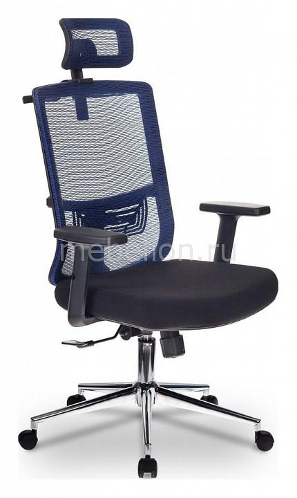 Кресло для руководителя Бюрократ MC-612-H/BL/26-B01