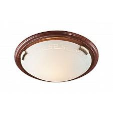 Накладной светильник Sonex 160 Greca Wood