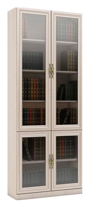 Шкаф книжный ВМФ Карлос-12