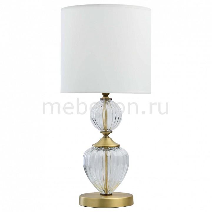 Настольная лампа декоративная Chiaro Оделия 619031001