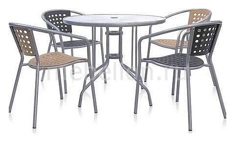 Набор уличный Afina ХRB-042В_С-D90 комплект садовой мебели xrb 035 а d с d80x80