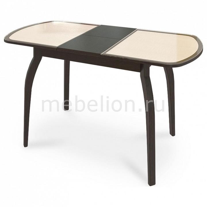 Стол обеденный Мебель Трия Ницца Т15 мягкая мебель ирина