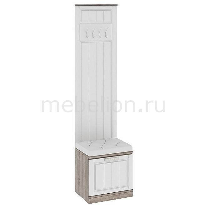 Вешалка напольная Вешалка корпусная Прованс ТД-223.08.01  розовая тумбочка
