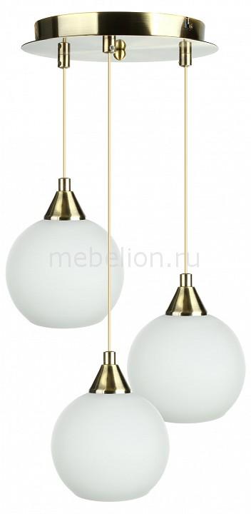 Подвесной светильник 33 идеи PND.101.03.01.AB+S.02.WH(3) подвесной светильник 33 идеи pnd 101 03 01 ab s 02 wh 3