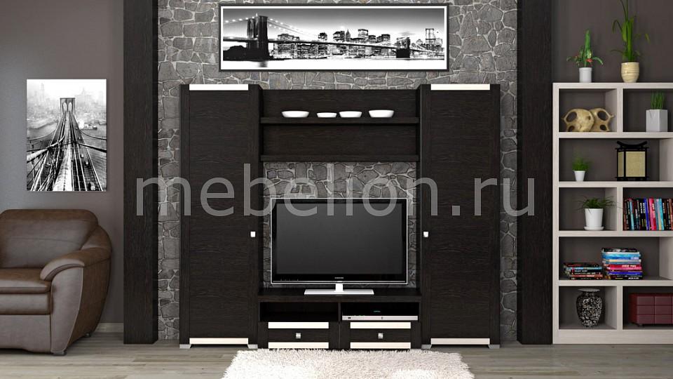 Стенка для гостиной Мебель Трия Фиджи ГН-153.000 мебель трия тетрис гн 154 003
