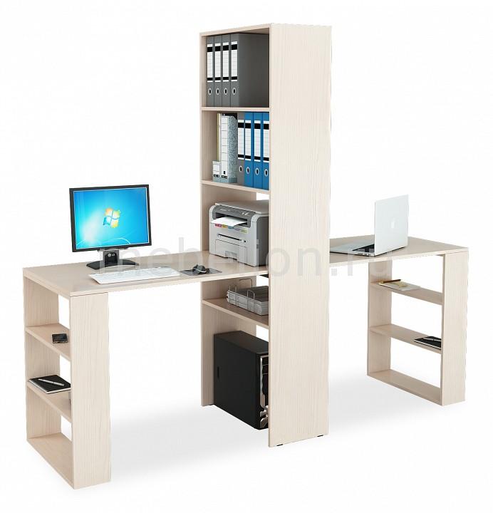 Стол компьютерный МФ Мастер Рикс-455 угловой компьютерный стол с надстройкой и полками мф мастер рикс 4 рикс 5