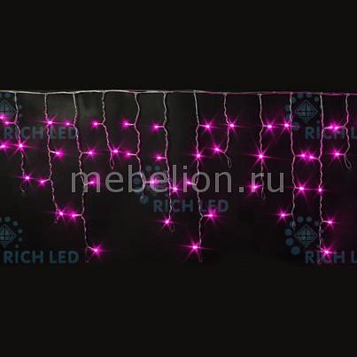 Бахрома световая (3х0.5 м) RichLED RL-i3*0.5F-T/P бахрома световая 3х0 5 м richled rl i3 0 5 t v