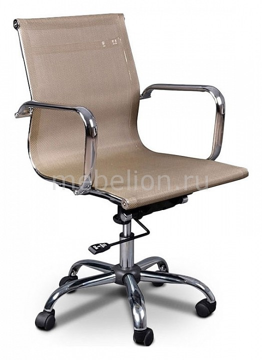Кресло компьютерное CH-993-low золото  тумба в прихожую с полками для обуви