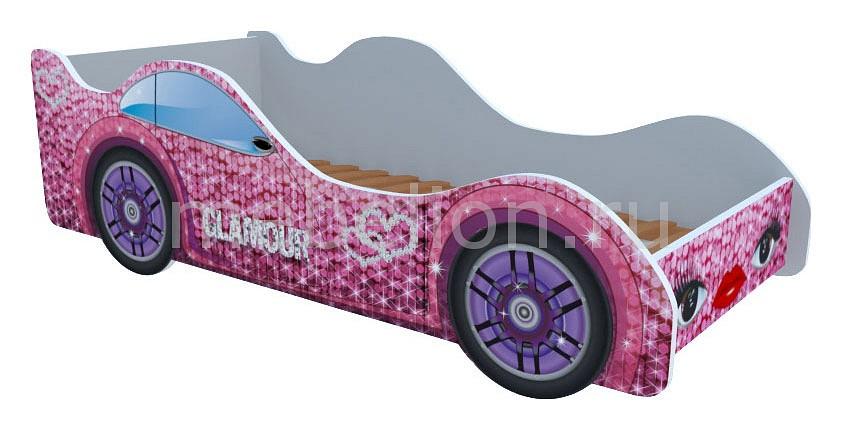 Кровать-машина Гламур M022