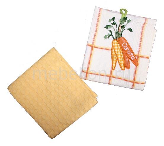 Набор полотенец для кухни Bonita Набор из 2 полотенец для кухни Фрукты, овощи набор полотенец для кухни bonita набор из 2 полотенец для кухни фрукты овощи