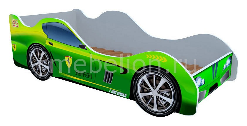 Кровать-машина Кровати-машины Феррари M033 кровать машина кровати машины молния m010