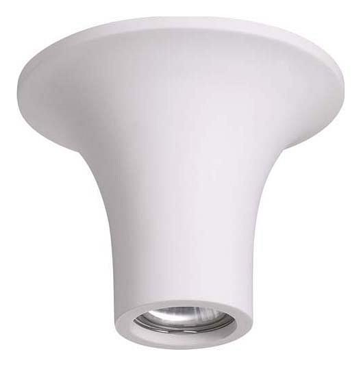 Накладной светильник Odeon Light Gips 3552/1C накладной светильник odeon light gips 3552 1c