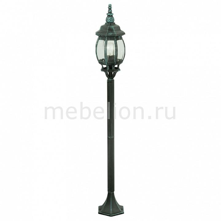 Наземный высокий светильник Eglo Outdoor classic 4172 eglo outdoor 4182