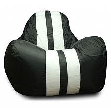 Кресло-мешок Спорт черное