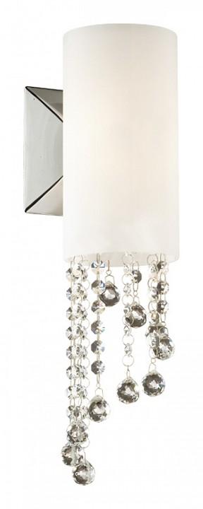 Бра Odeon Light Notts 2571/1W бра odeon light 2571 1w odl13 478 g9 40w 220v notts хром стекло хрусталь