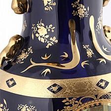 Ваза напольная (60 см) Кобальт 77-770