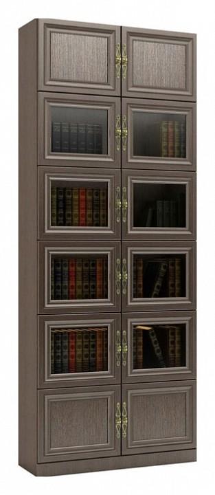 Шкаф книжный ВМФ Карлос-52