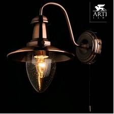 Бра Arte Lamp A5518AP-1RB Fisherman