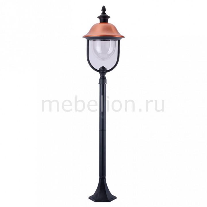 Наземный высокий светильник Barcelona A1486PA-1BK mebelion.ru