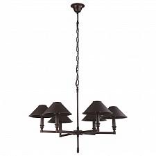 Подвесная люстра Arte Lamp A2398LM-6BA Giordano