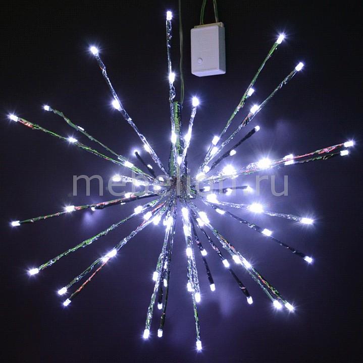 Звезда световая RichLED RL-TB45-WWW Ёжики