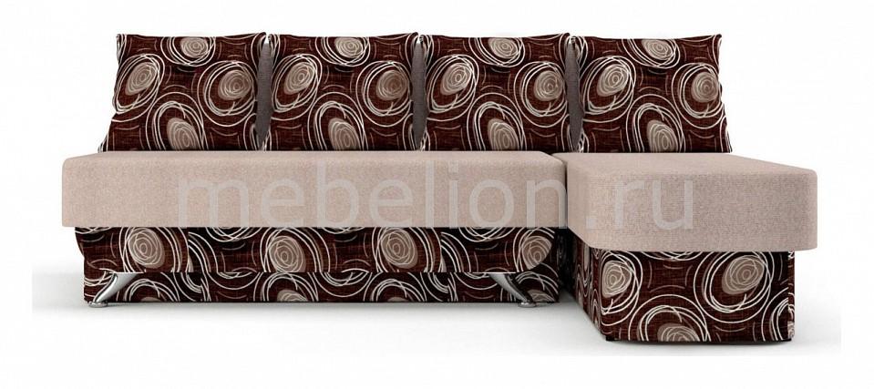 Диван-кровать Милан Lady in Brown/Fancy Brown