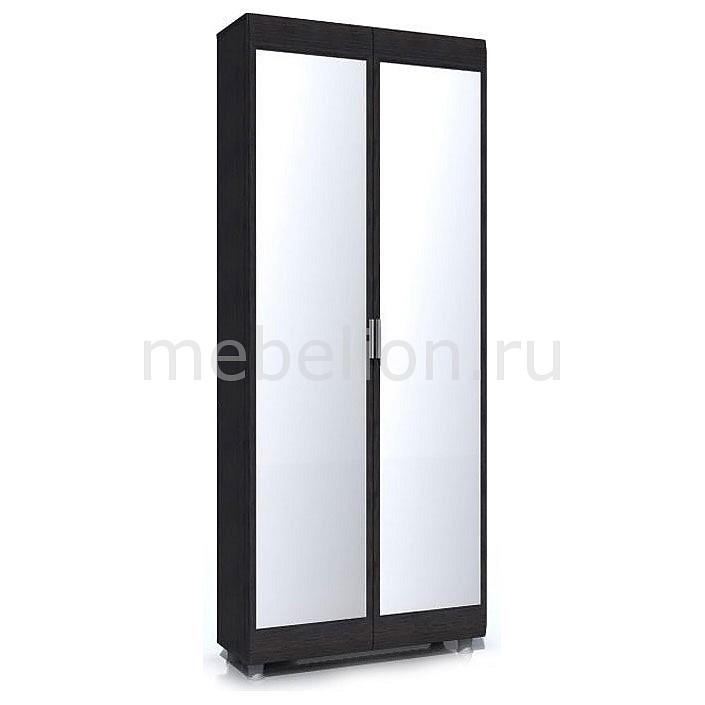 Шкаф для белья Капри НМ 014.04 РZ