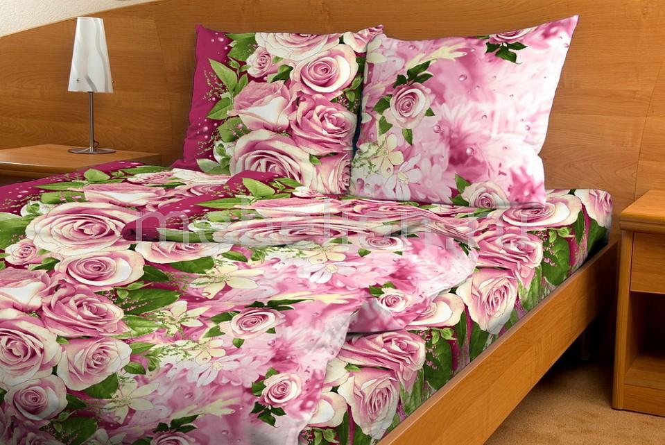 Комплект полутораспальный Amore Mio Romantika amore mio постельное белье romantika семейный
