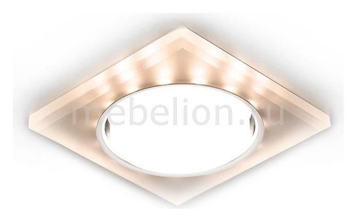Встраиваемый светильник Ambrella GX53 G215 G215 CL/CH/WW