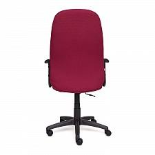 Кресло компьютерное Leader бордовое