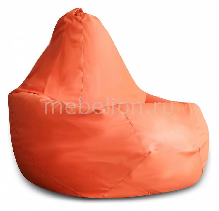Кресло-мешок Dreambag Оранжевая ЭкоКожа XL цена