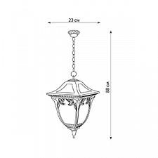 Подвесной светильник Feron 11491 Афина