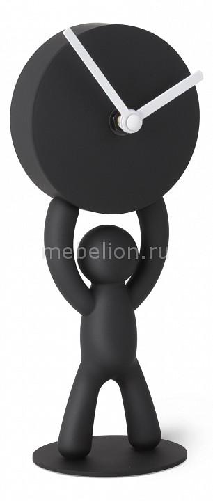 Настольные часы Umbra (7.8х21.5 см) Buddy 118510-040 мультирамка umbra 52 1х44 2 см clipline 311035 040