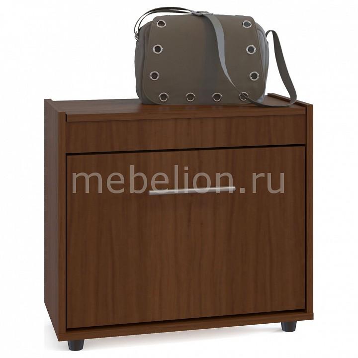 Тумба для обуви Сокол ТП-6 письменный стол сокол кст 04 1 кн 24 ноче экко