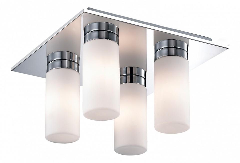 Накладной светильник Odeon Light Tingi 2661/4C светильник потолочный odeon light 2661 4c odl14 821 g9 4 40w 220v tingi хром белый