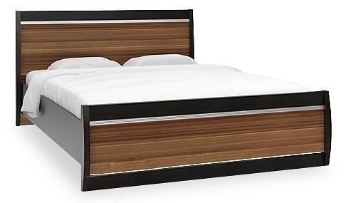 Кровать двуспальная Ксено (Корсика) СТЛ.078.18 дуб феррара/слива валлис